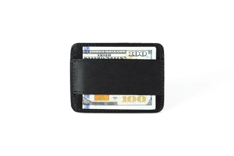 FINO WALLET - BLACK LEATHER (1)