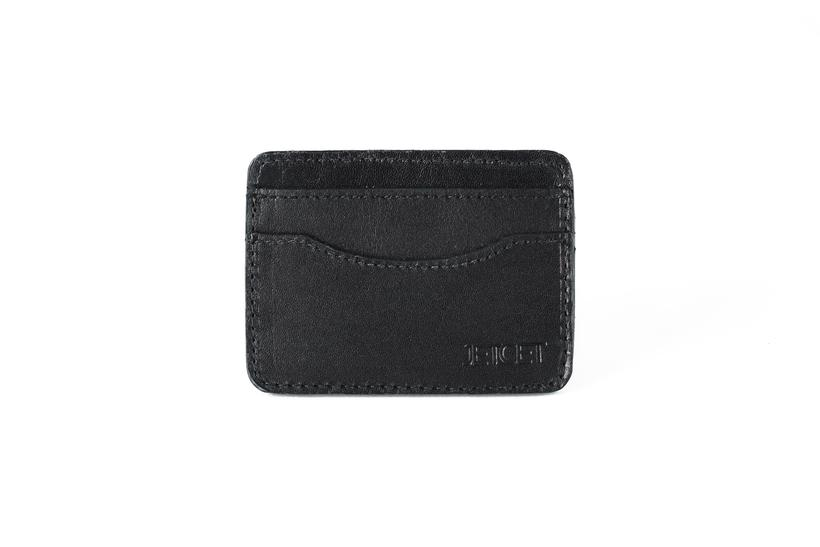 FINO WALLET - BLACK LEATHER (2)