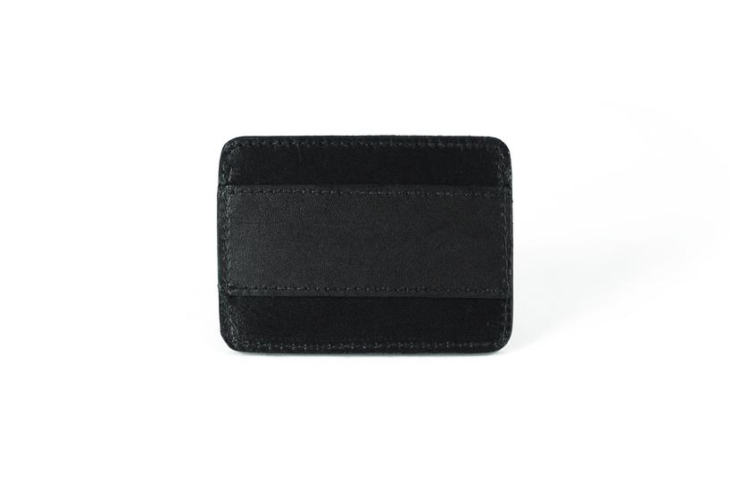 FINO WALLET - BLACK LEATHER (3)