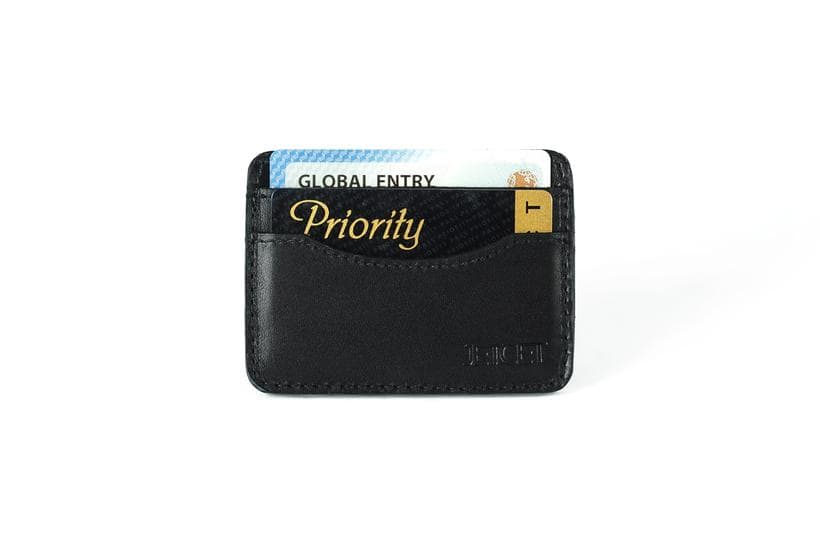 FINO WALLET - BLACK LEATHER (4)